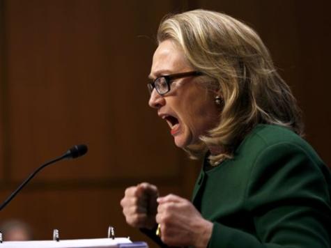 Hillary on Libya