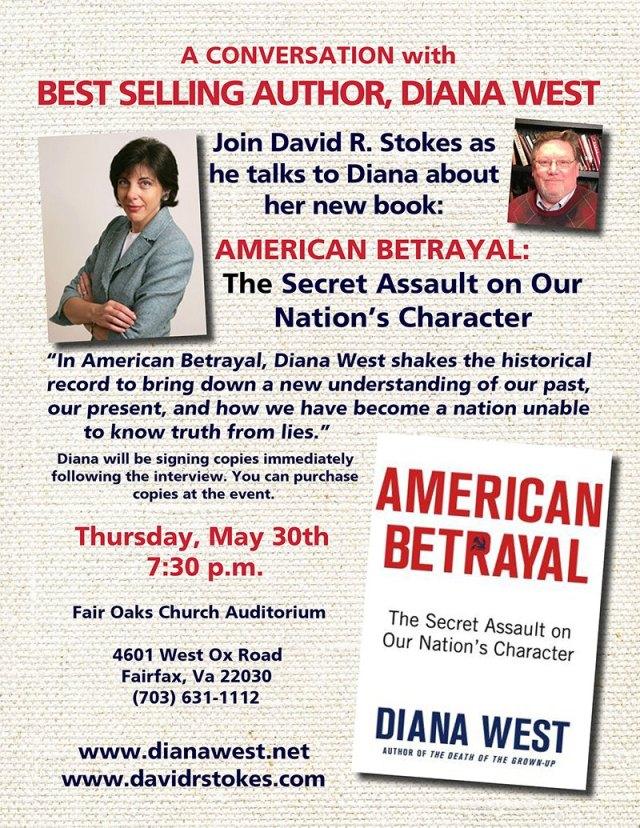 Diana Book Debut