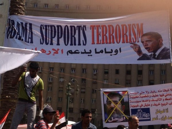 Egypt Obama BAnner 2