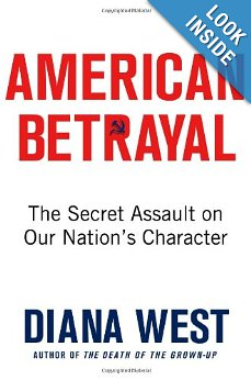 American Betrayal Cover