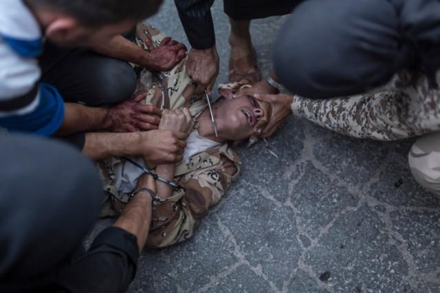 Syrian Execution