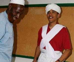 Obama Dressed As Muslim