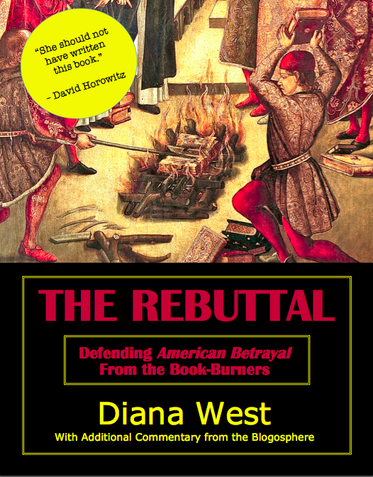 The Rebuttal Cover