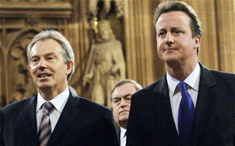 Two of England's More Notorious Dhimmi Prime Ministers