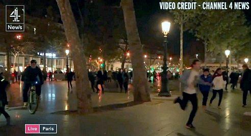 Channel 4 Paris - (Photo: Gates of Vienna)