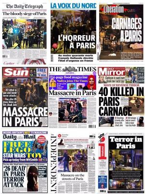 Drudge Paris Headlines