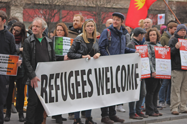 Photo: Gates of Vienna - Dublin, Ireland, February 6, 2016