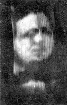 Baird's First photographed TV Image - c. 1926