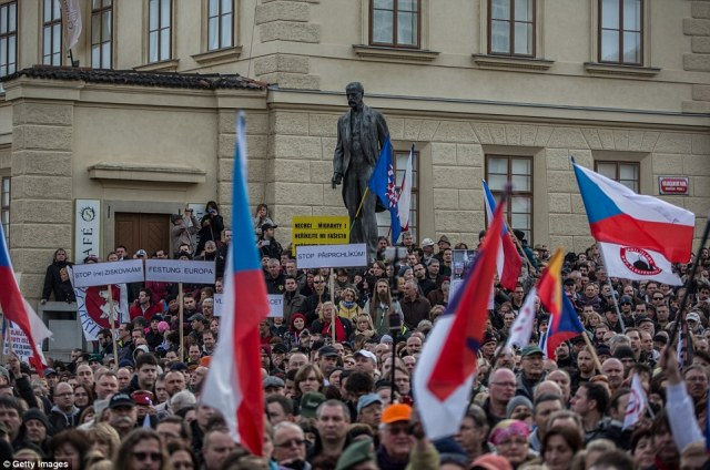 PEGIDA Prague