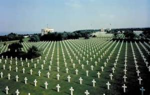 Normandy - American Cemetery
