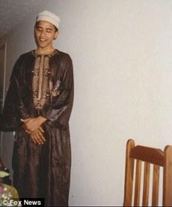 Barack Obama Muslim