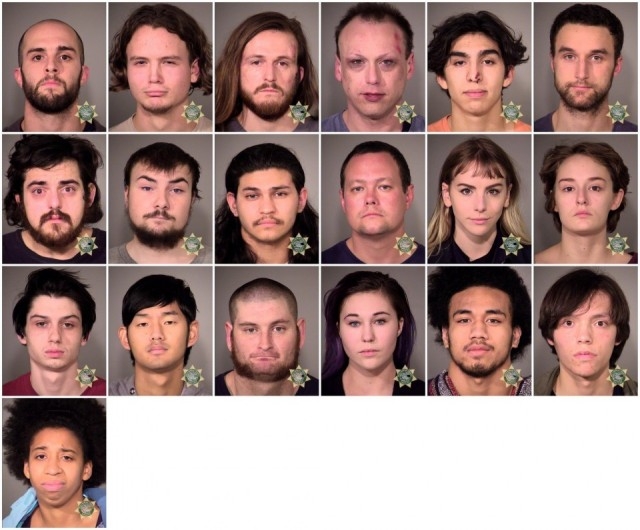 portland-arrestees